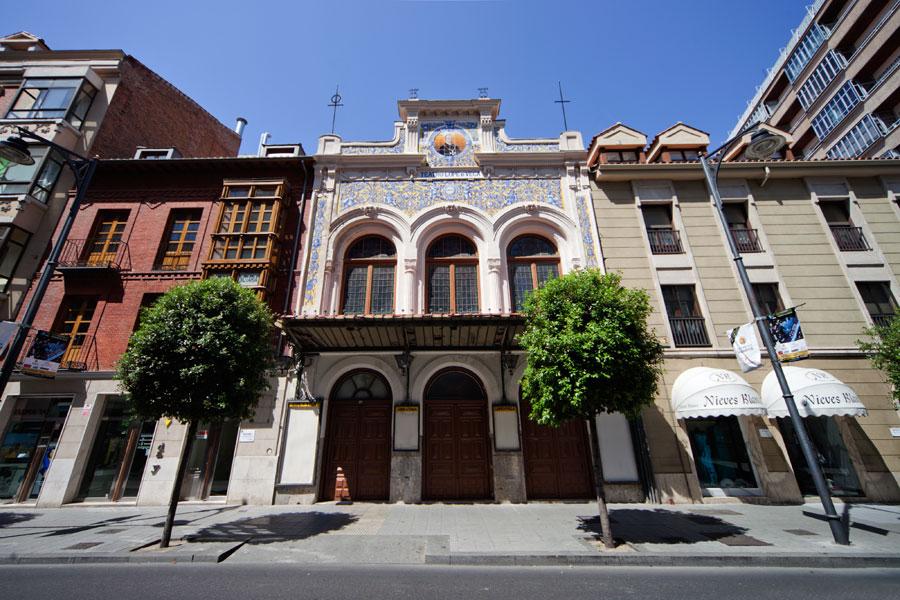No hay imagen disponible de Teatro Lope de Vega