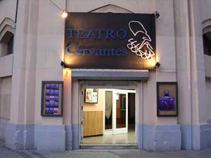 No hay imagen disponible de Théâtre Cervantes