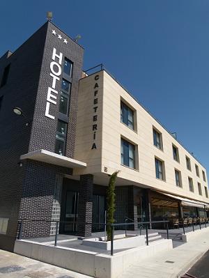 No hay imagen disponible de Hotel Río Hortega
