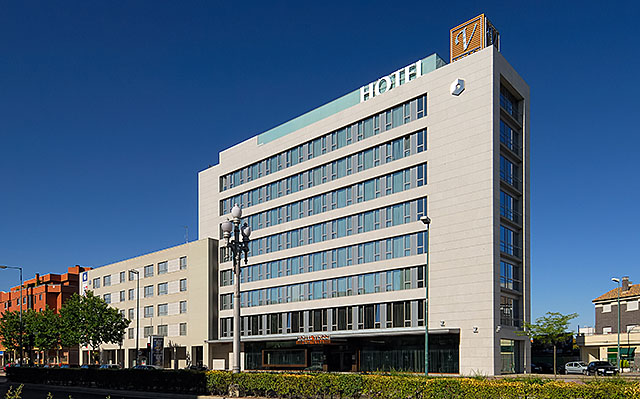 No hay imagen disponible de Hotel Vincci Frontaura