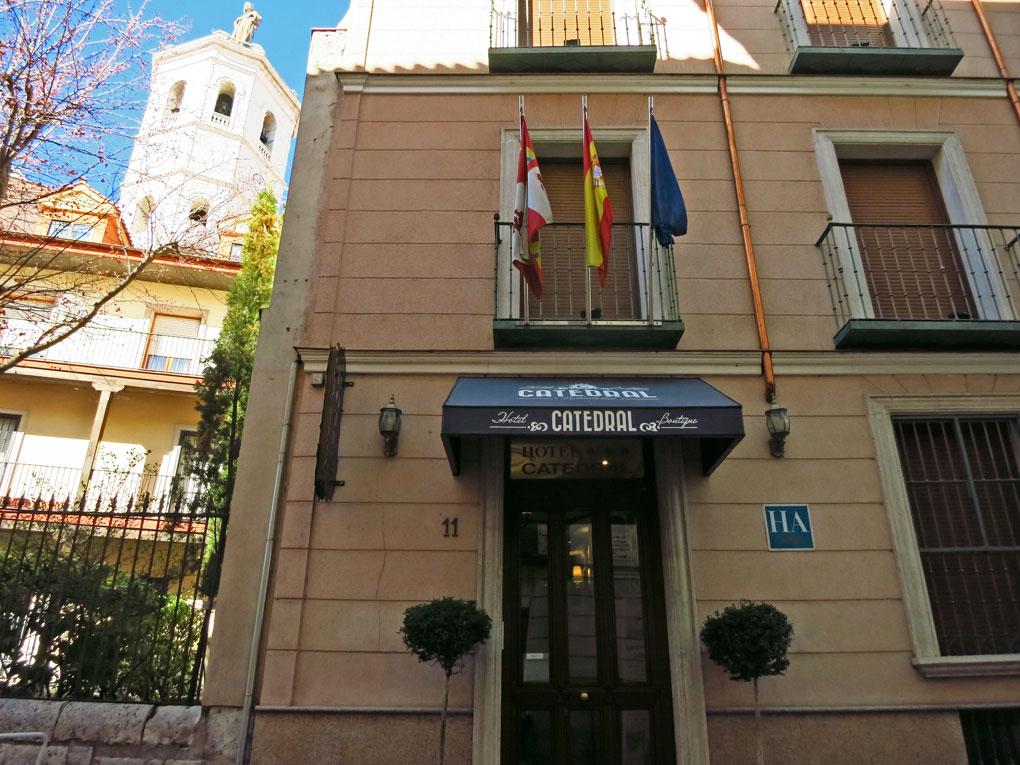 No hay imagen disponible de Hotel Catedral