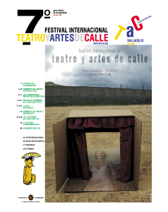Portada del documento El comediante - 2006