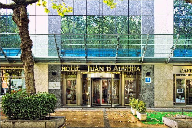 No hay imagen disponible de Hotel Silken Juan de Austria