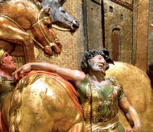 No hay imagen disponible de Visita al Museo Nacional de Escultura