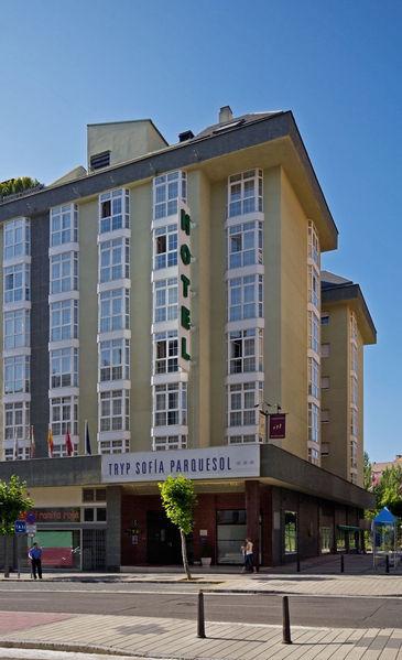 No hay imagen disponible de Hotel Tryp Sofía Parquesol