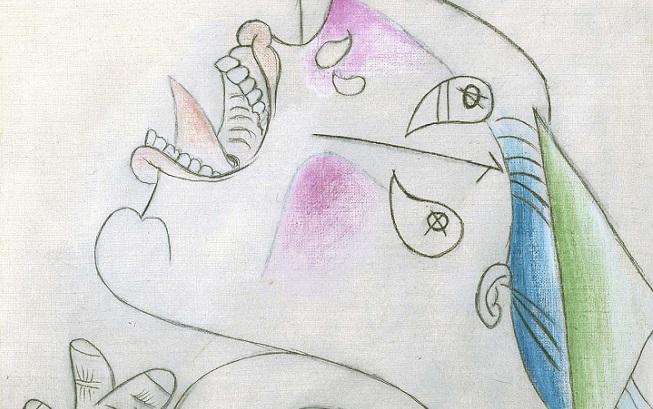 No hay imagen disponible de Guernica de Picasso