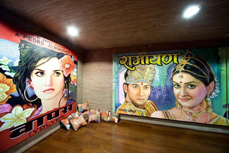 No hay imagen disponible de Danza contemporánea de la India