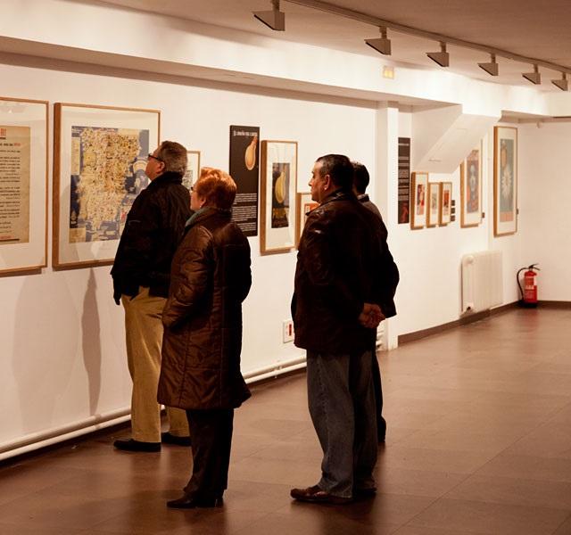 No hay imagen disponible de Casa Revilla exhibition hall