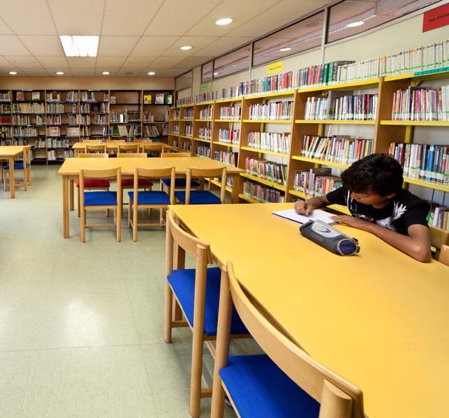 No hay imagen disponible de Biblioteca Municipal Rosa Chacel