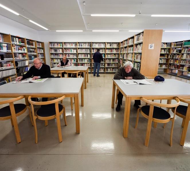 No hay imagen disponible de Biblioteca Municipal Rondilla