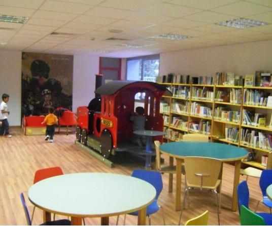 No hay imagen disponible de Francisco Pino Municipal Library
