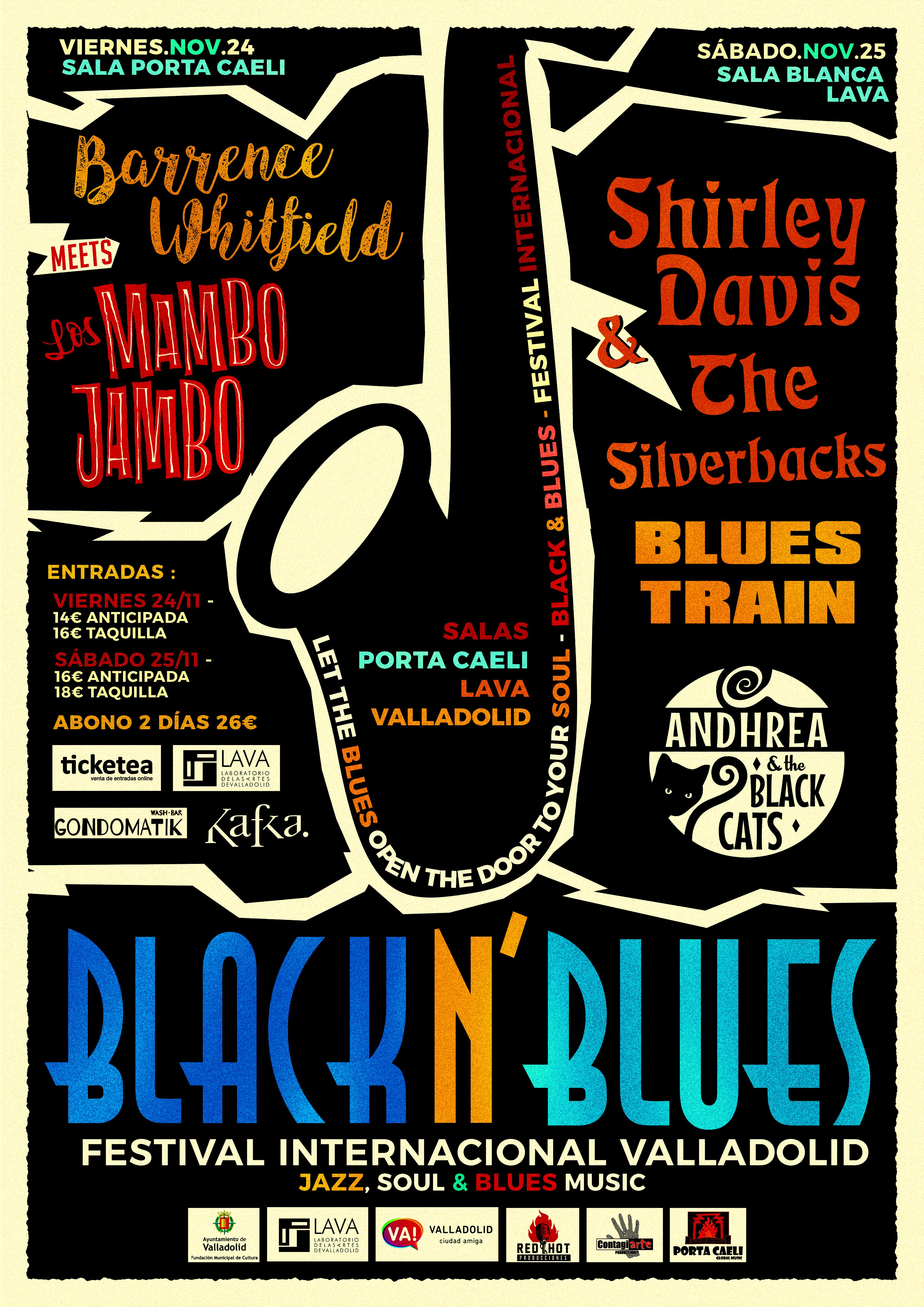 No hay imagen disponible de Black N`Blues Festival Internacional