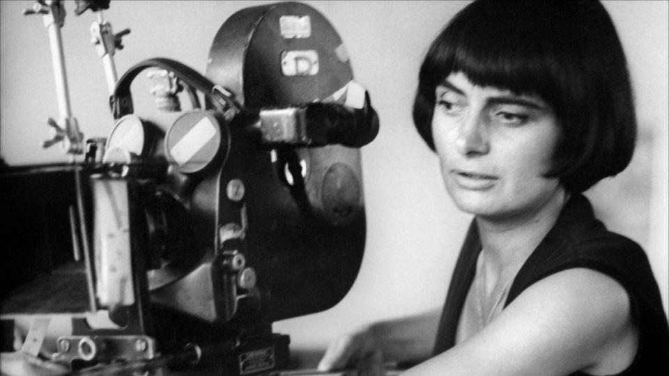 No hay imagen disponible de Agnès Varda