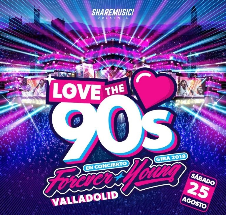 No hay imagen disponible de Love The 90´s Festival Forever Young