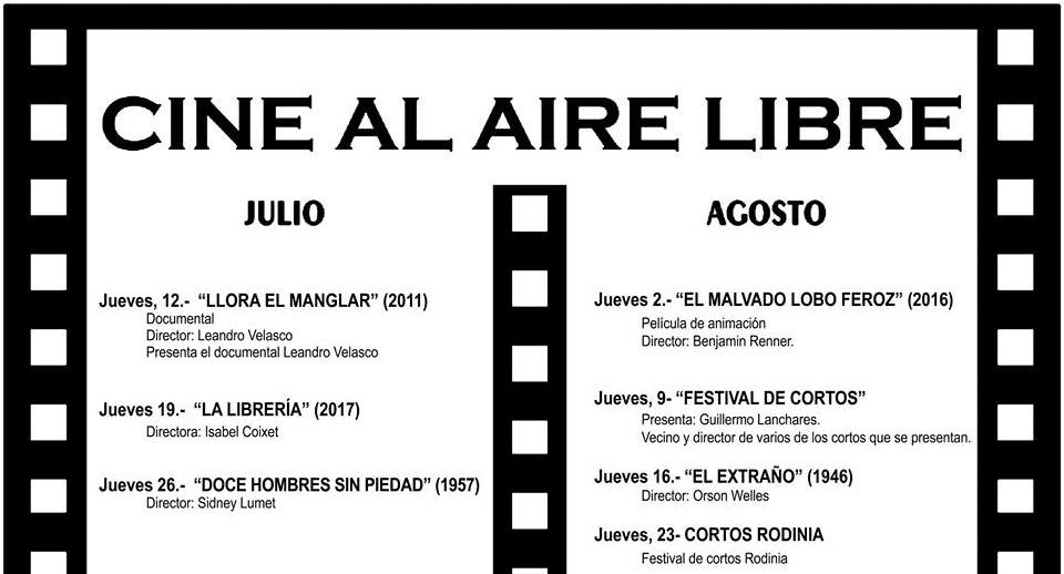 No hay imagen disponible de Cine en La Victoria