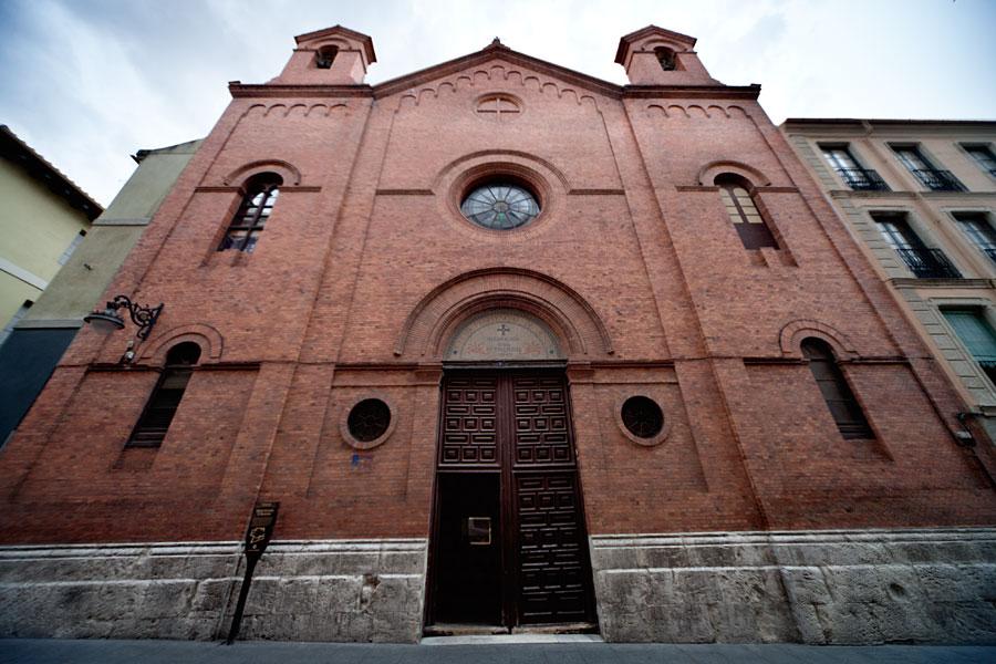 No hay imagen disponible de Iglesia de Jesús Nazareno