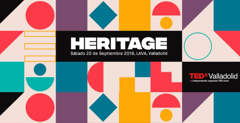 No hay imagen disponible de TEDX 2018 Heritage