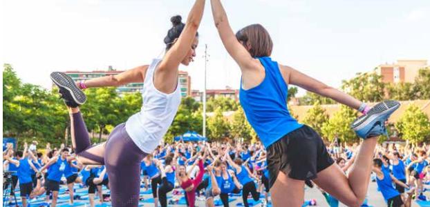 No hay imagen disponible de Masterclass yoga
