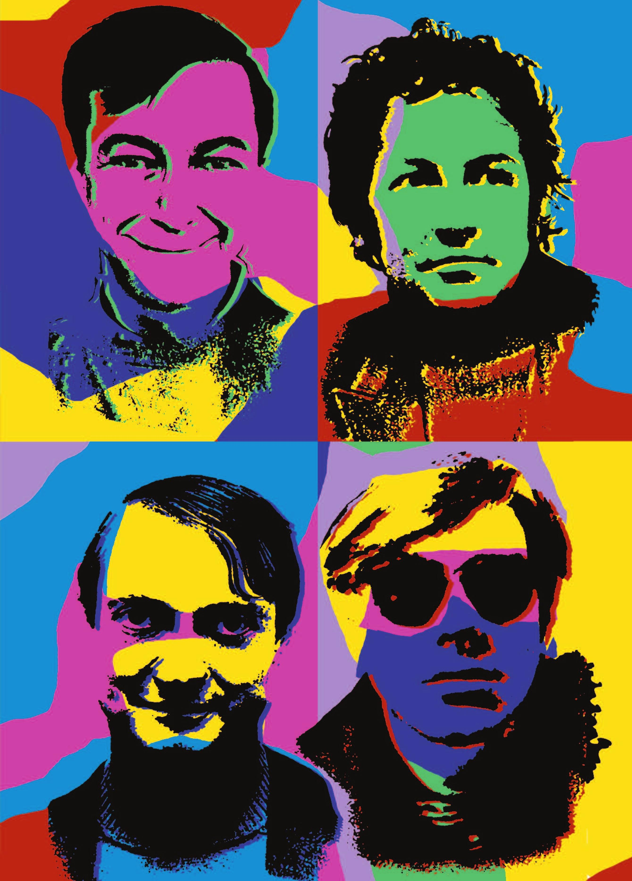 No hay imagen disponible de Pop Art. The Fab Four