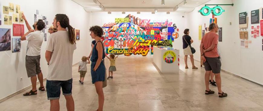 No hay imagen disponible de Exponer en el Museo Patio Herreriano
