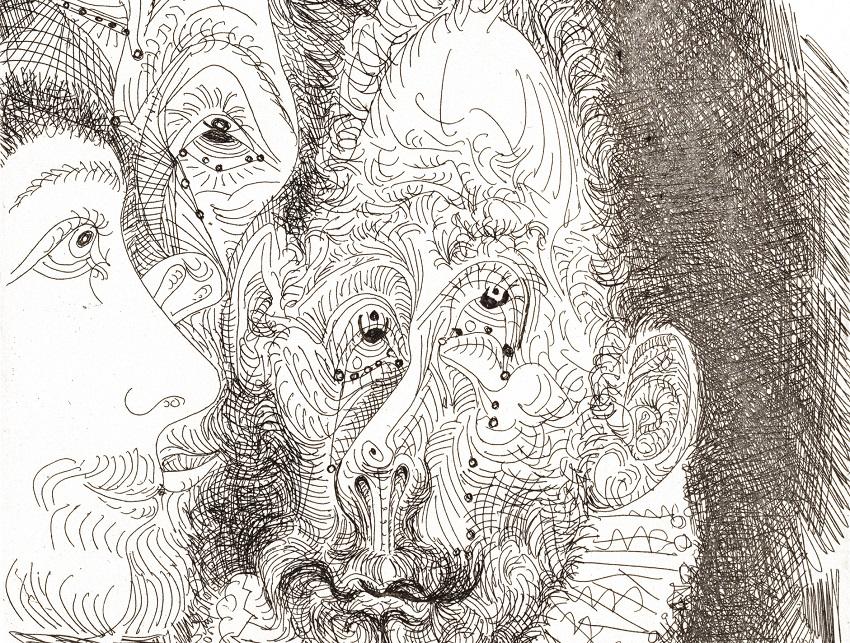 No hay imagen disponible de Picasso. Serie 347