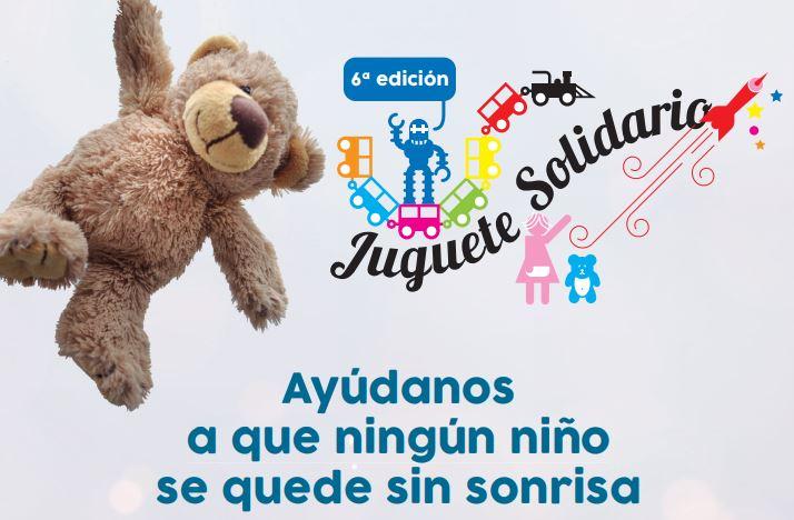No hay imagen disponible de Juguete solidario