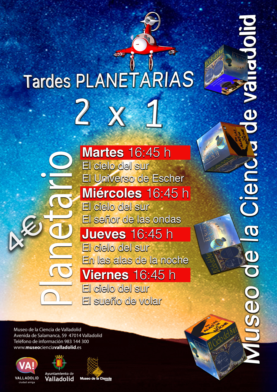 No hay imagen disponible de Tardes planetarias