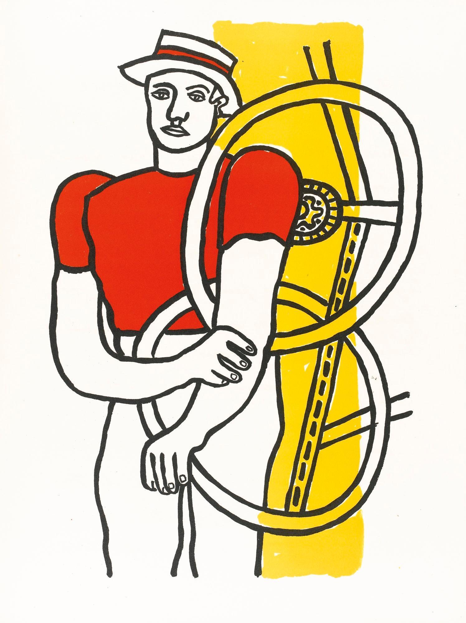 No hay imagen disponible de El Circo de Fernand Léger