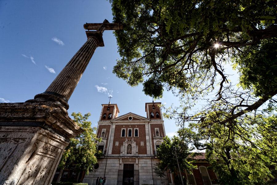No hay imagen disponible de Church of Carmen Extramuros