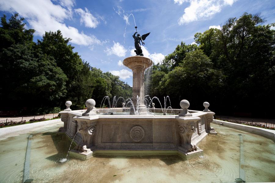 No hay imagen disponible de The Campo Grande Park