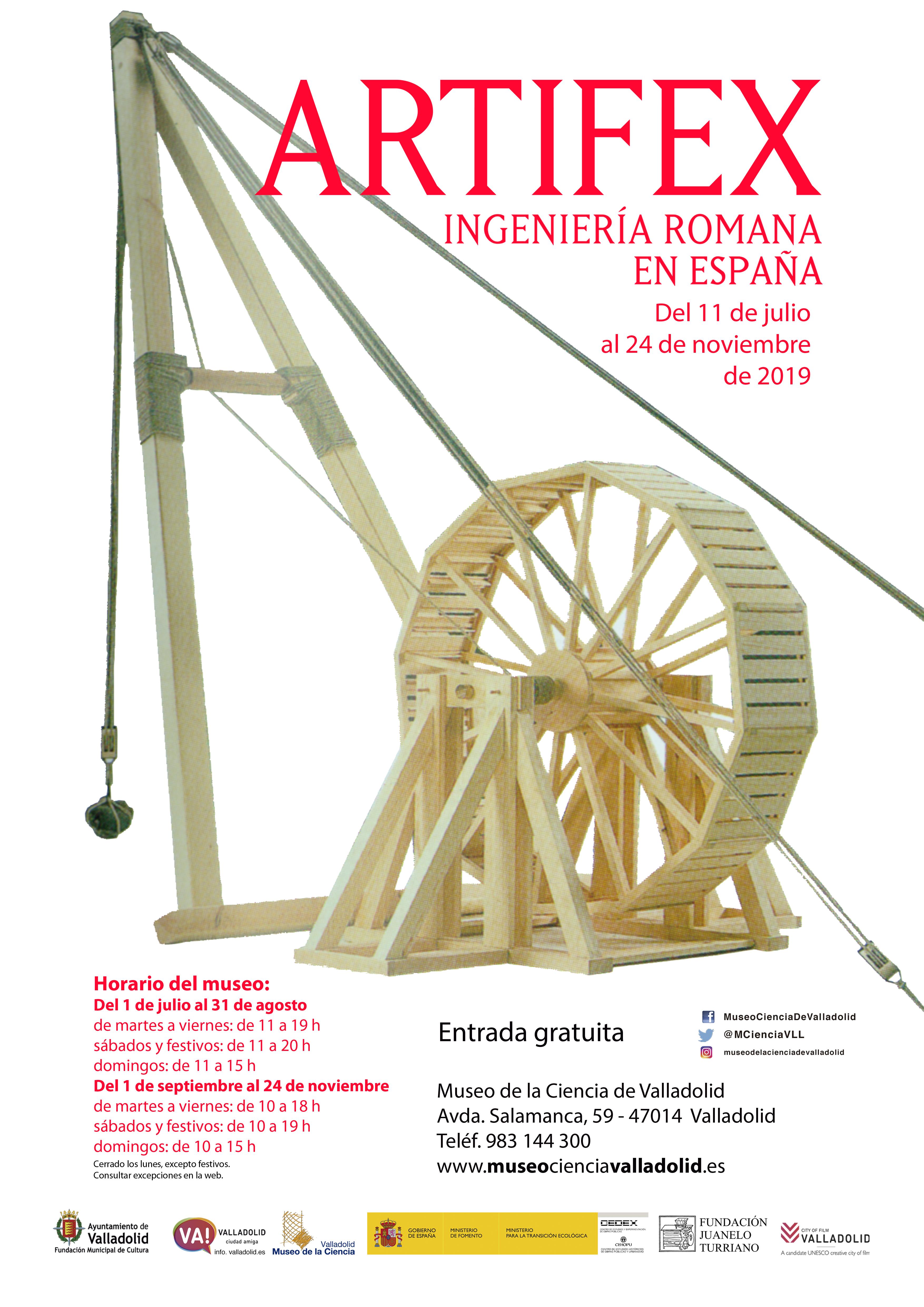 No hay imagen disponible de Artifex. Ingeniería romana en España