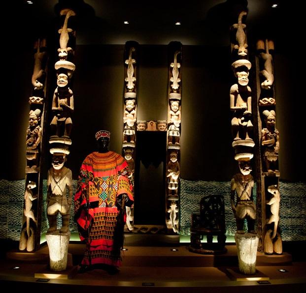 No hay imagen disponible de Collection of African art