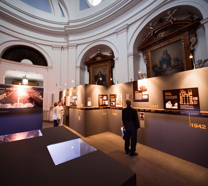 No hay imagen disponible de Musée du Monastère de Saint Joaquín et Sainte Anne