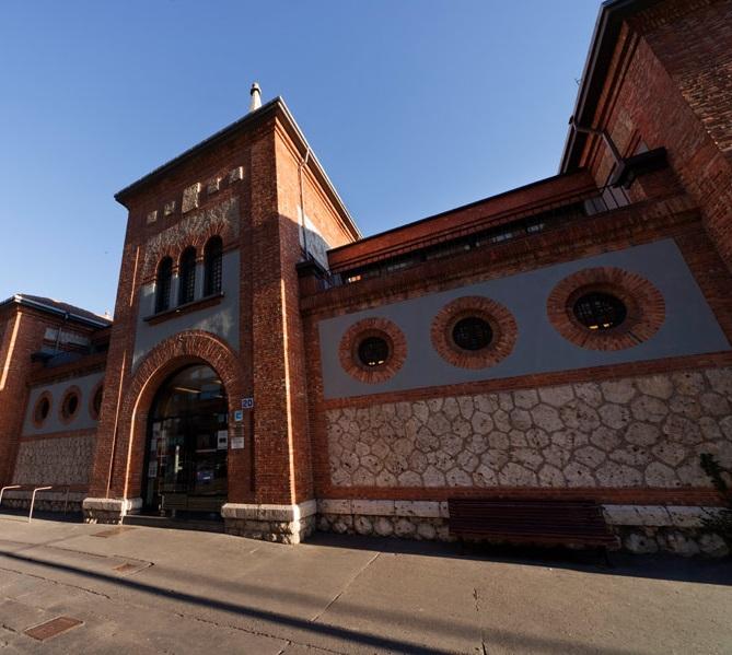 No hay imagen disponible de Esgueva Centre communautaire