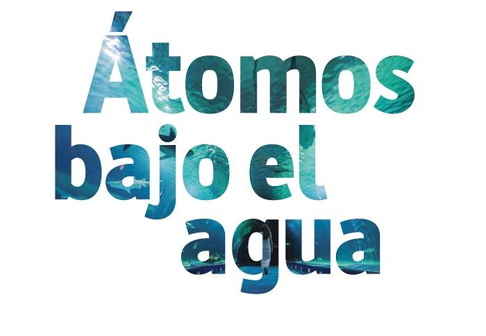 No hay imagen disponible de Átomos bajo el agua