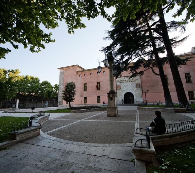 No hay imagen disponible de Biblioteca Pública de Castilla y León