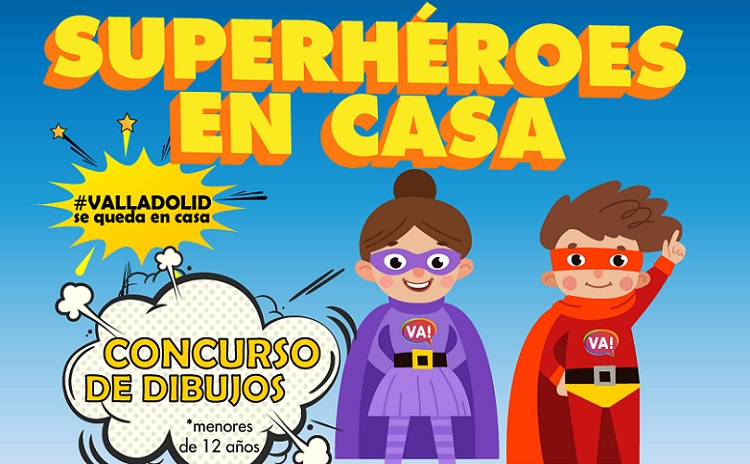 No hay imagen disponible de Superhéroes en casa