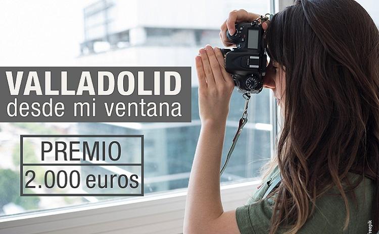 No hay imagen disponible de Valladolid desde mi ventana