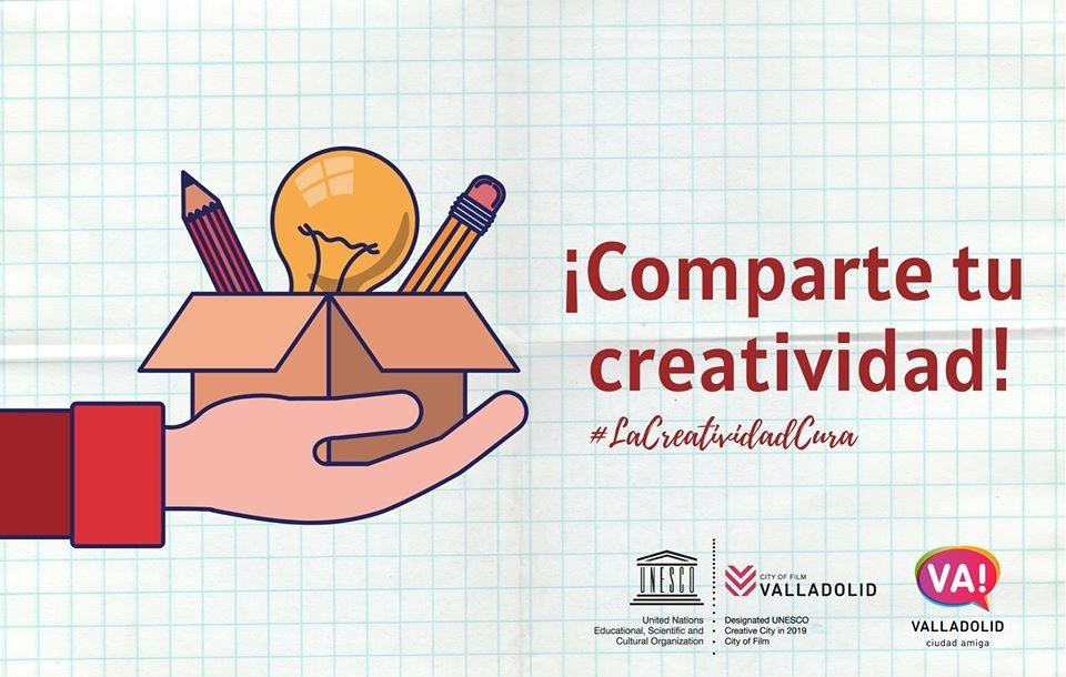 No hay imagen disponible de Comparte tu creatividad