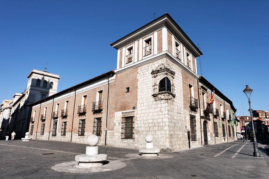 No hay imagen disponible de Palacio de Pimentel