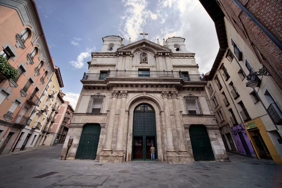 No hay imagen disponible de Iglesia de la Vera Cruz