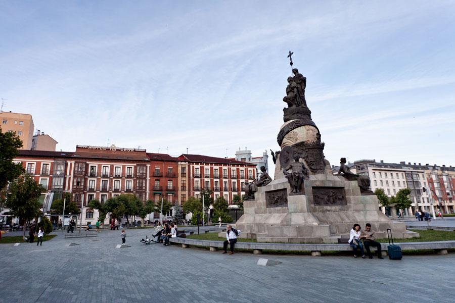 No hay imagen disponible de Plaza de Colón