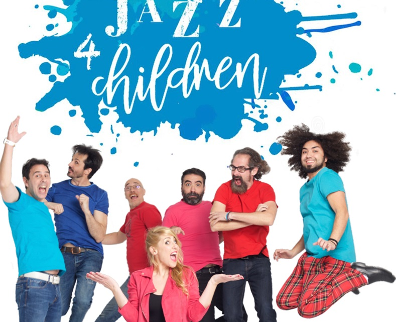 No hay imagen disponible de Jazz for children