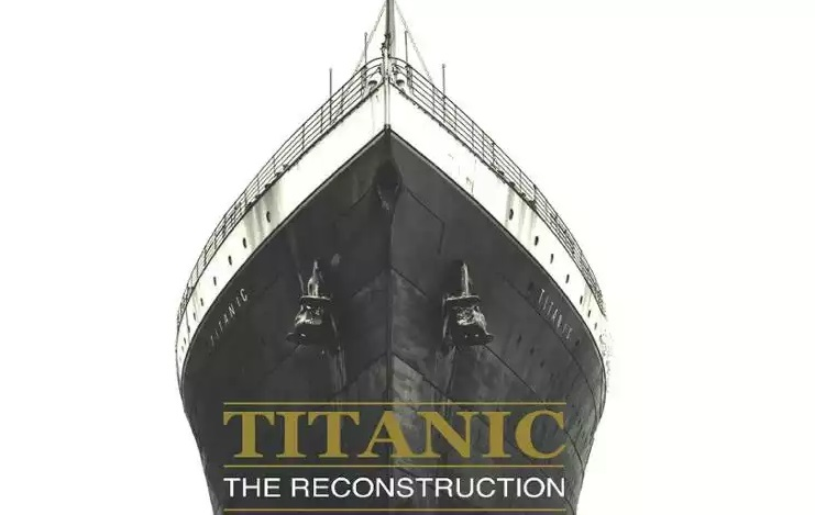 No hay imagen disponible de Titanic the reconstruction