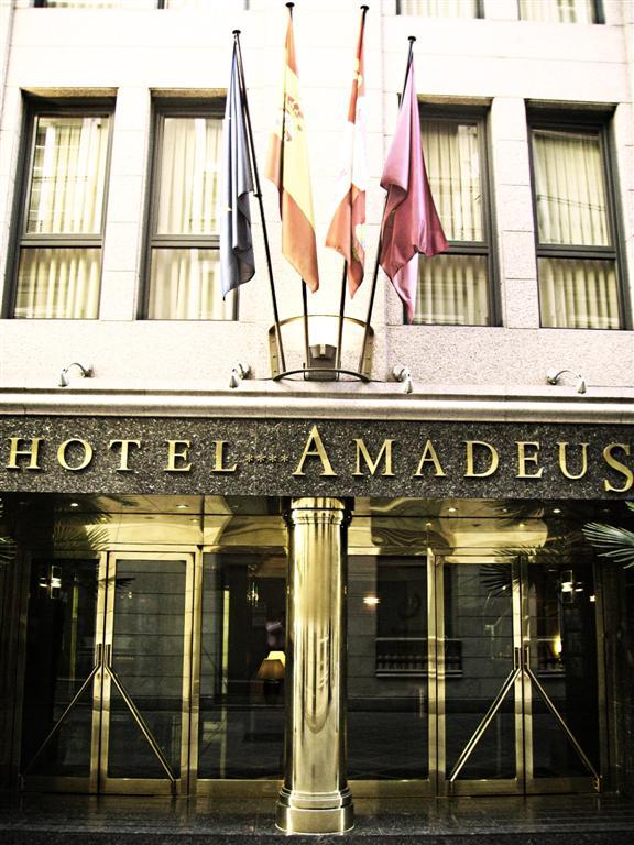 No hay imagen disponible de Hotel Amadeus