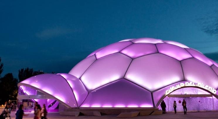 No hay imagen disponible de Millennium Dome