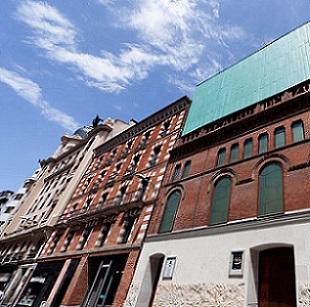 No hay imagen disponible de Exhibition hall of the Zorrilla Theater