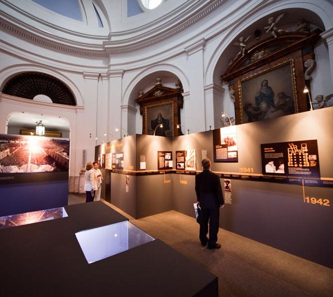 No hay imagen disponible de Museo del Monasterio de San Joaquín y Santa Ana
