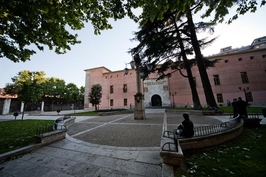 No hay imagen disponible de Palacio de los Condes de Benavente