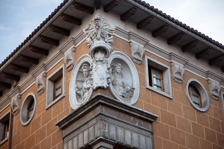 No hay imagen disponible de Palacio de los marqueses de Valverde